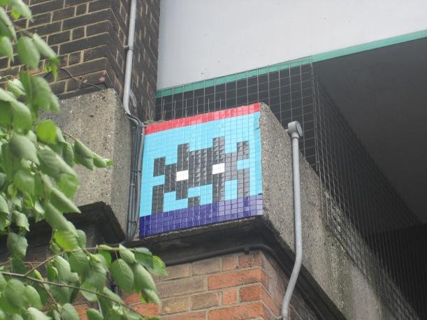 Invader - London