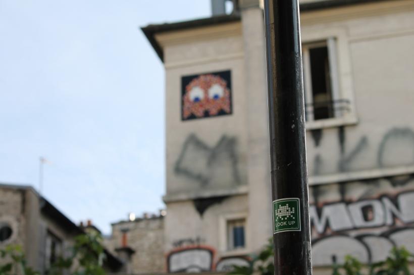 Invader Look Up
