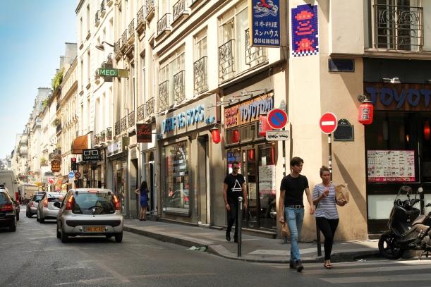 Invasion Of Paris