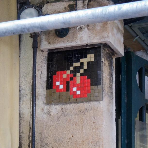 Cherry Invader